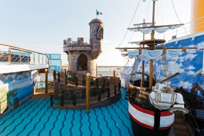 Costa Fascinosa 7 Notti Partenza Da Napoli 30 Aprile Cabine Interna Classic Doppia