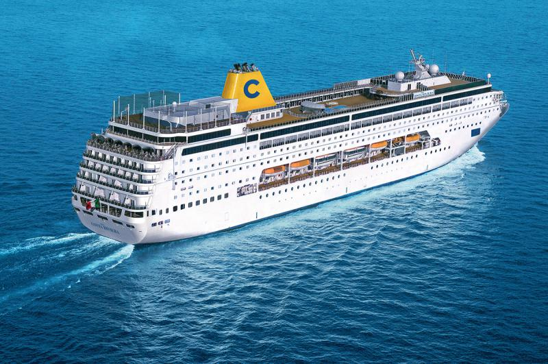 Costa Neoriviera Partenza Bari 14 Luglio 7 Notti Cabina Esterna Classic TPL