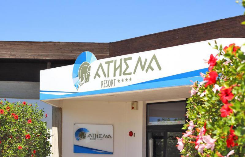 Athena Resort Pensione Completa 7 Notti Dal 9 Agosto + Nave