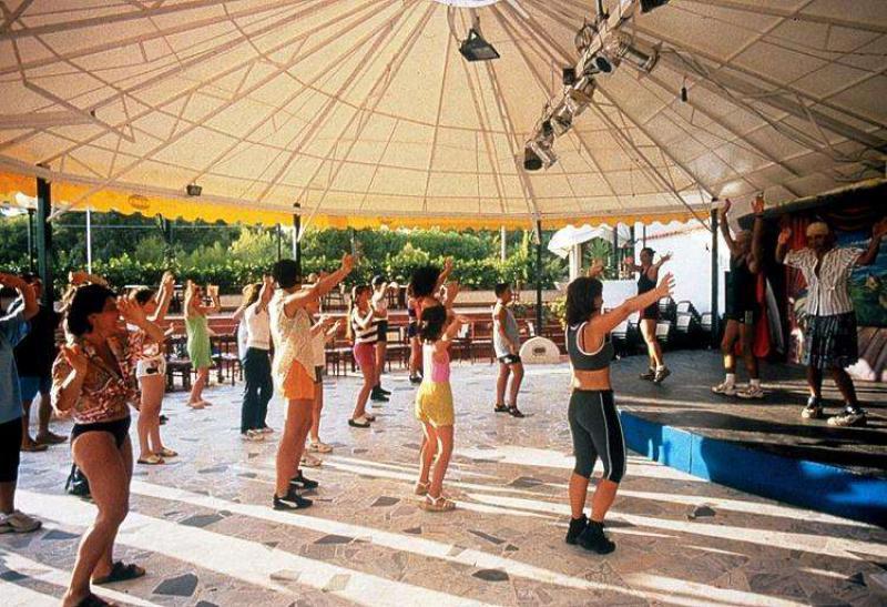 Olimpia Cilento Resort Settimana Speciale Pensione Completa 8 Luglio
