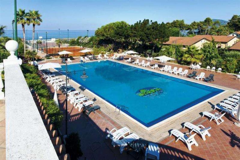 Olimpia Cilento Resort Settimana Speciale Pensione Completa 12 Agosto