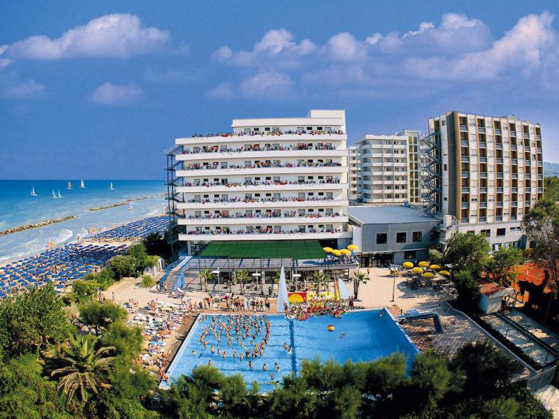 Serena Majestic Hotel Residence Settimana Speciale Pensione Completa 15 Luglio