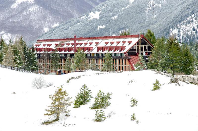 Natale A Hotel Residence Club Primula