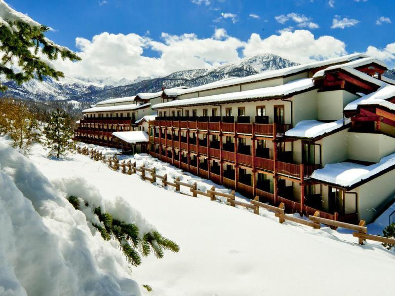 Natale A Hotel Sansicario…