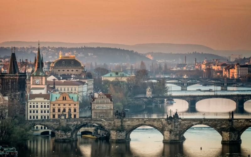 Ponte Immacolata A Praga 3…