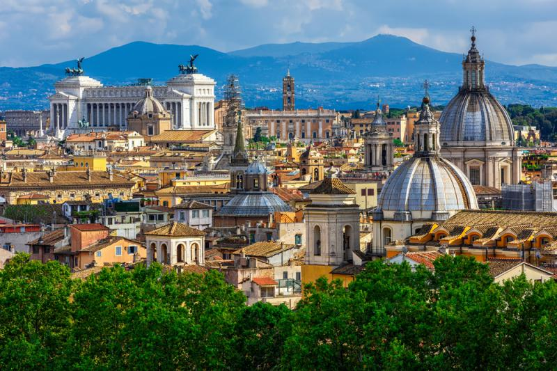 Ponte Immacolata Dal 7 Dicembre Roma Hotel Caravel