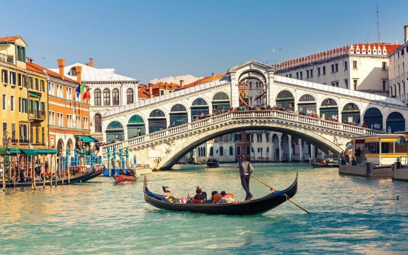 Ponte Ognissanti dal 1 Novembre Venezia Hotel Ariel Silva
