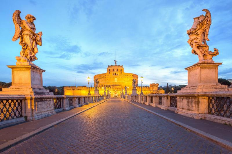Weekend Art Roma Periodo Dicembre Hotel Caravel