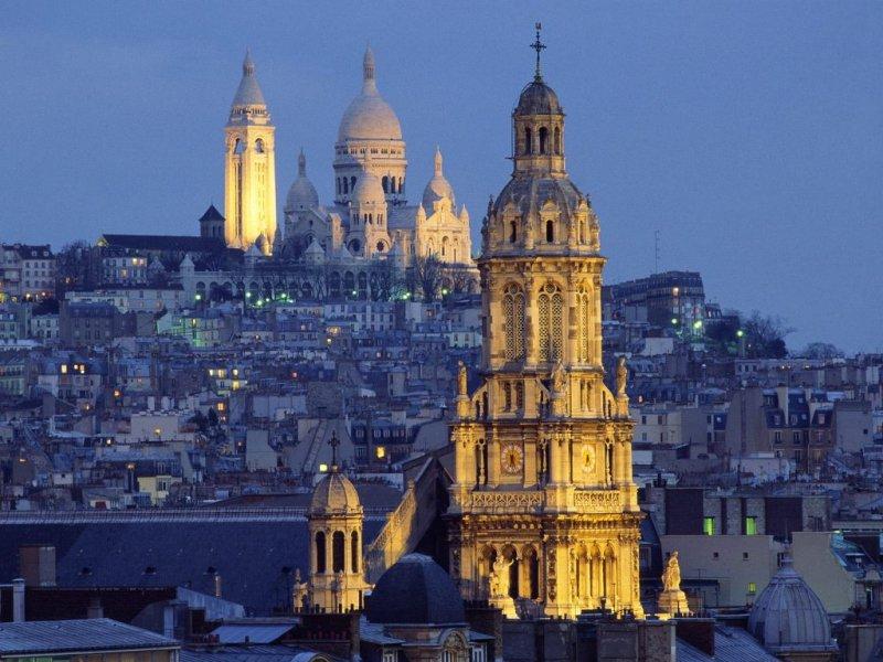 Pasqua a Parigi - BW Opera Grans Boulevards***