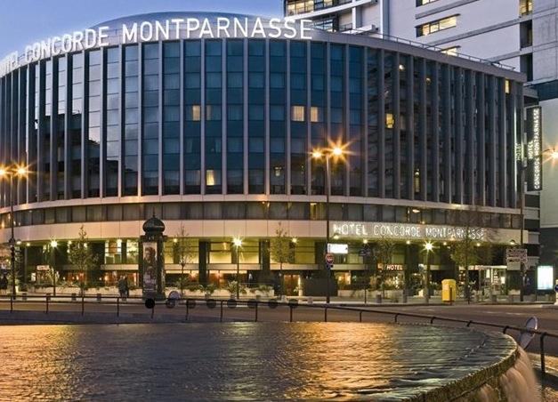 Pasqua a Parigi - Concorde Montparnasse****