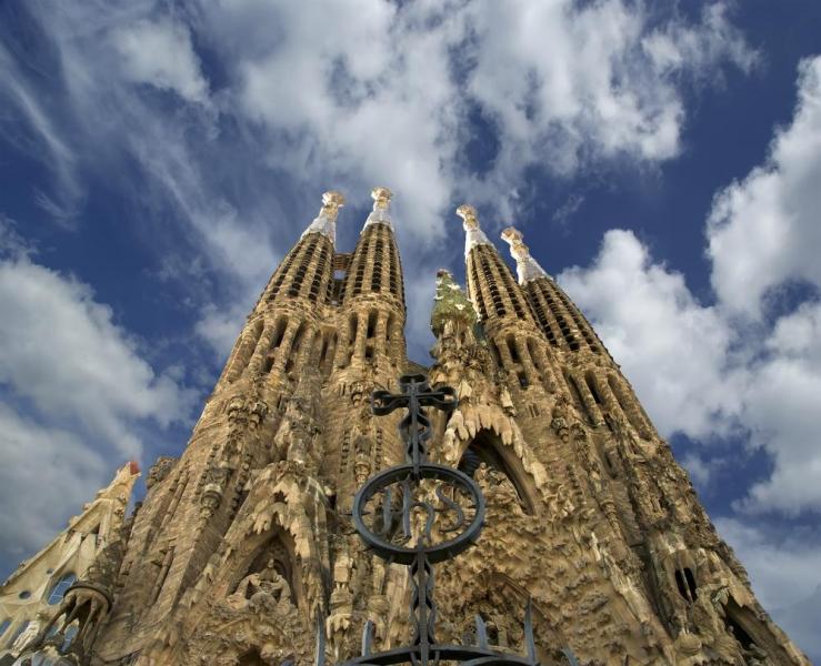Pasqua a Barcellona - Husa Barcelona****