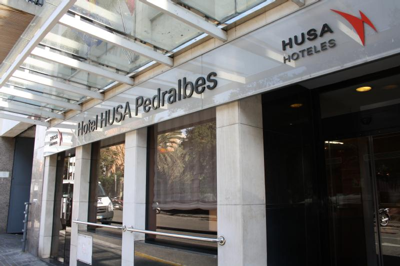 Pasqua a Barcellona - Husa Pedralbes***