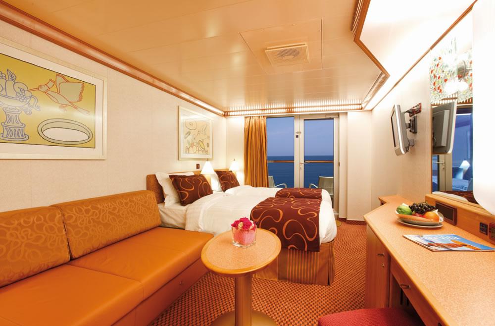 Costa Deliziosa Partenza Gruppo da Bari 17 Luglio 7 Notti Cabina Esterna