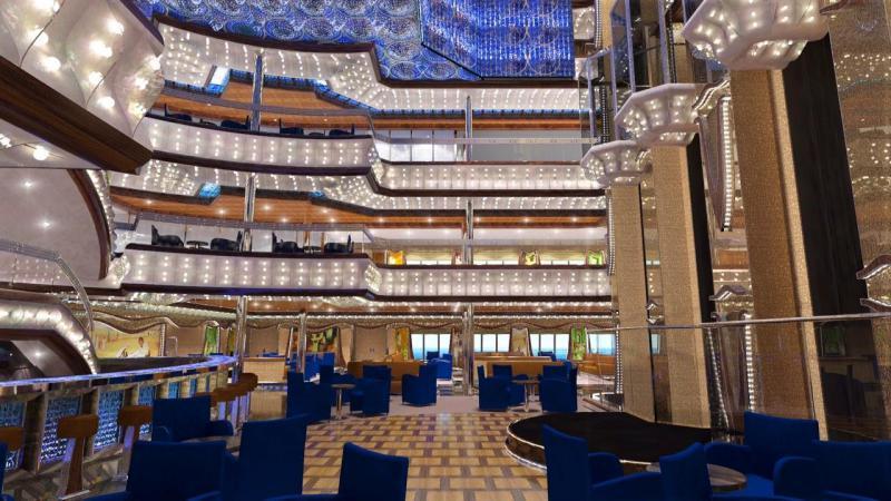Costa Diadema Partenza Gruppo da Napoli 6 Aprile 7 Notti Cabina con Balcone
