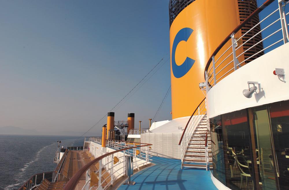 Costa Mediterranea Partenza Gruppo da Bari 8 Agosto 7 Notti Cabina Esterna