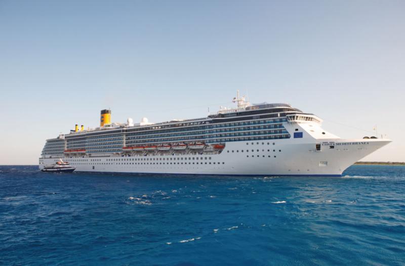 Costa Mediterranea Partenza Gruppo da Bari 22 Agosto 7 Notti Cabina Balcone - Mediterranea