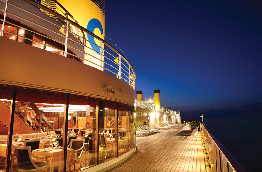 Costa Mediterranea Partenza Gruppo da Bari 30 Maggio 7 Notti Cabina Balcone