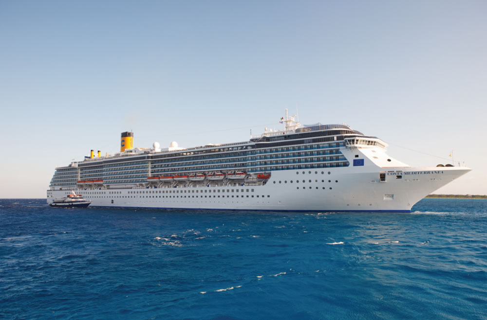 Costa Mediterranea Partenza Gruppo da Bari 4 Luglio 7 Notti Cabina Balcone