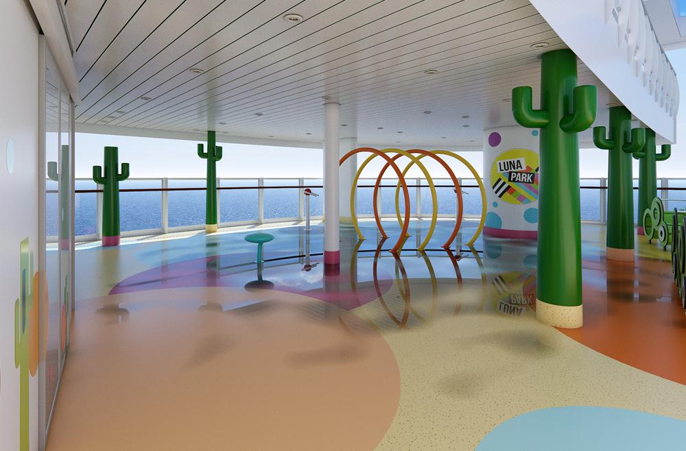 Costa Smeralda Partenza Gruppo da Civitavecchia 2 Ottobre 7 Notti Cabina con Balcone