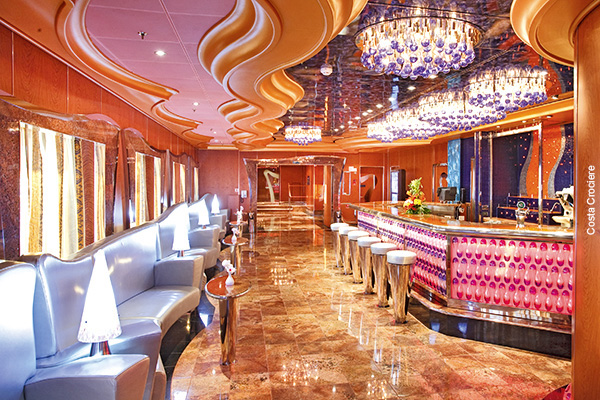 Costa Victoria Partenza Gruppo da Napoli 14 Luglio 11 Notti Cabina con Balcone