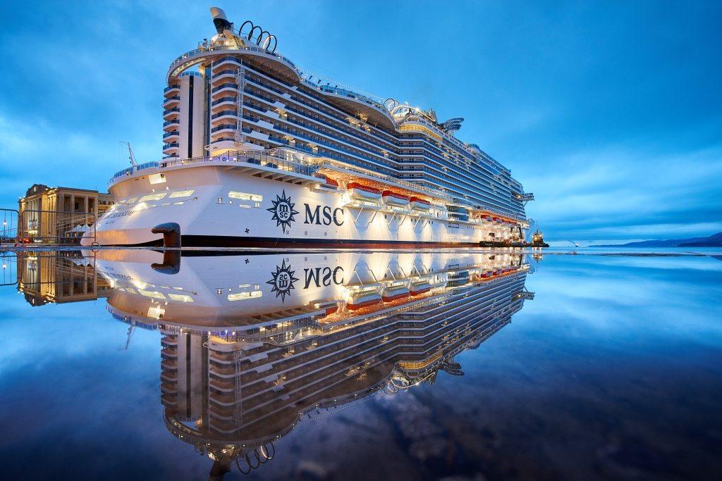 Crociera MSC Seaside Partenza 21 Agosto 7 Notti Cabina Esterna cat. Fantastica