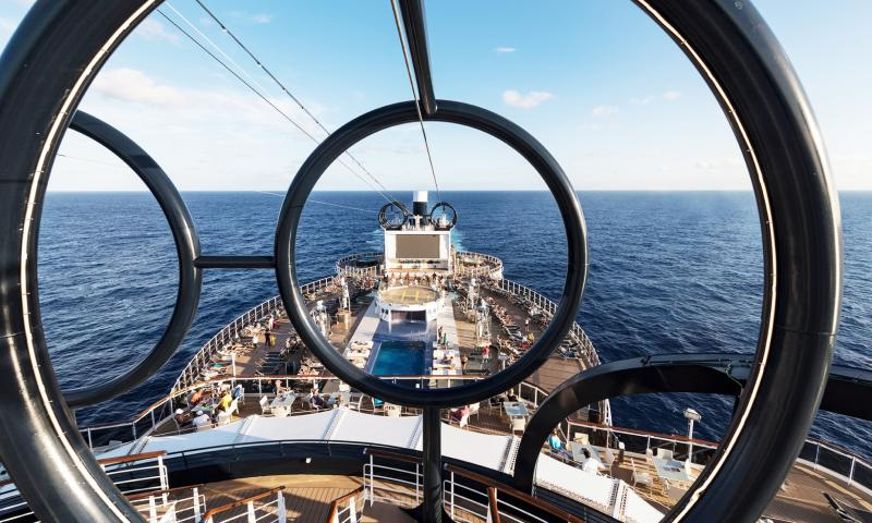 Crociera MSC Seaside Partenza 7 Agosto 7 Notti Cabina Interna cat Bella - Seaside