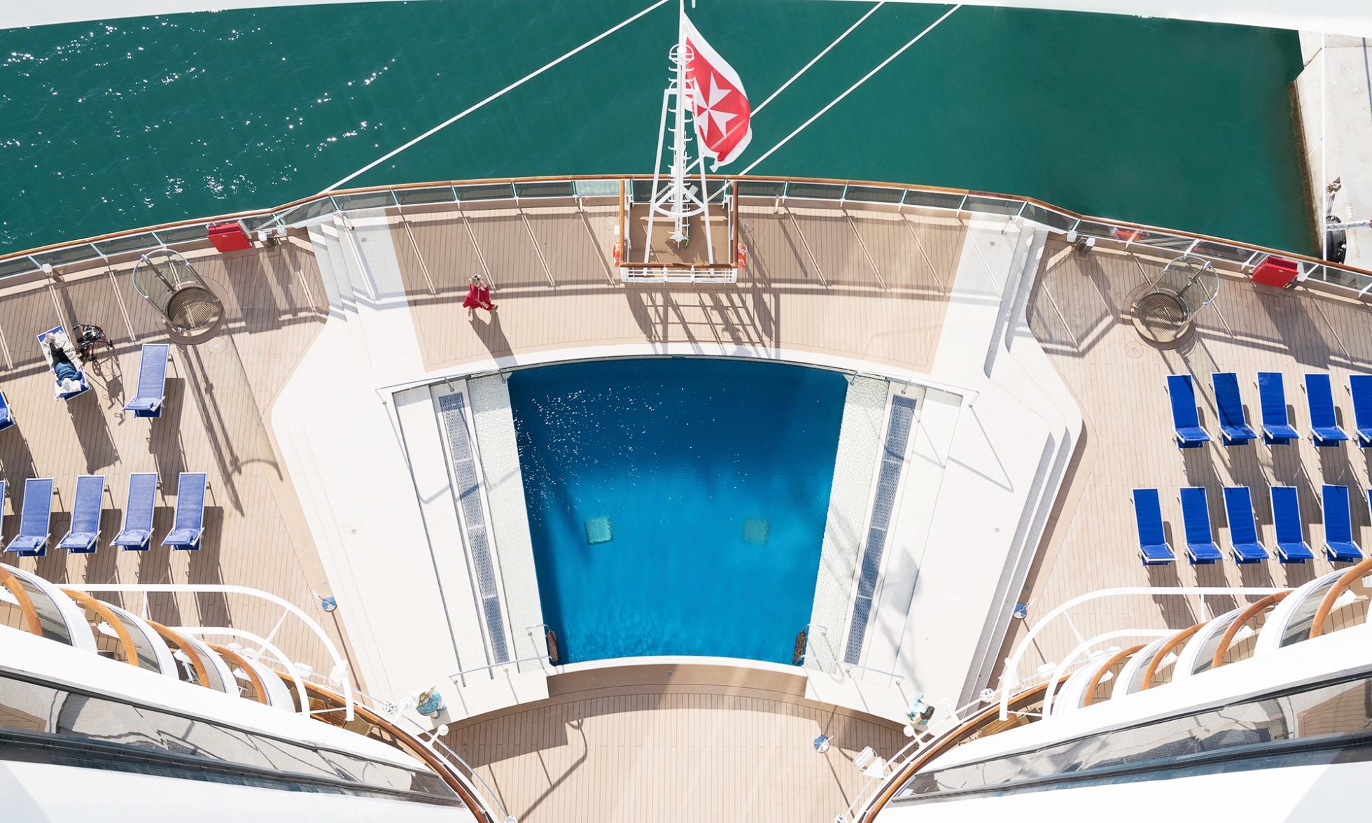 Crociera MSC Seaside Partenza 7 Agosto 7 Notti Cabina con Balcone cat. Bella