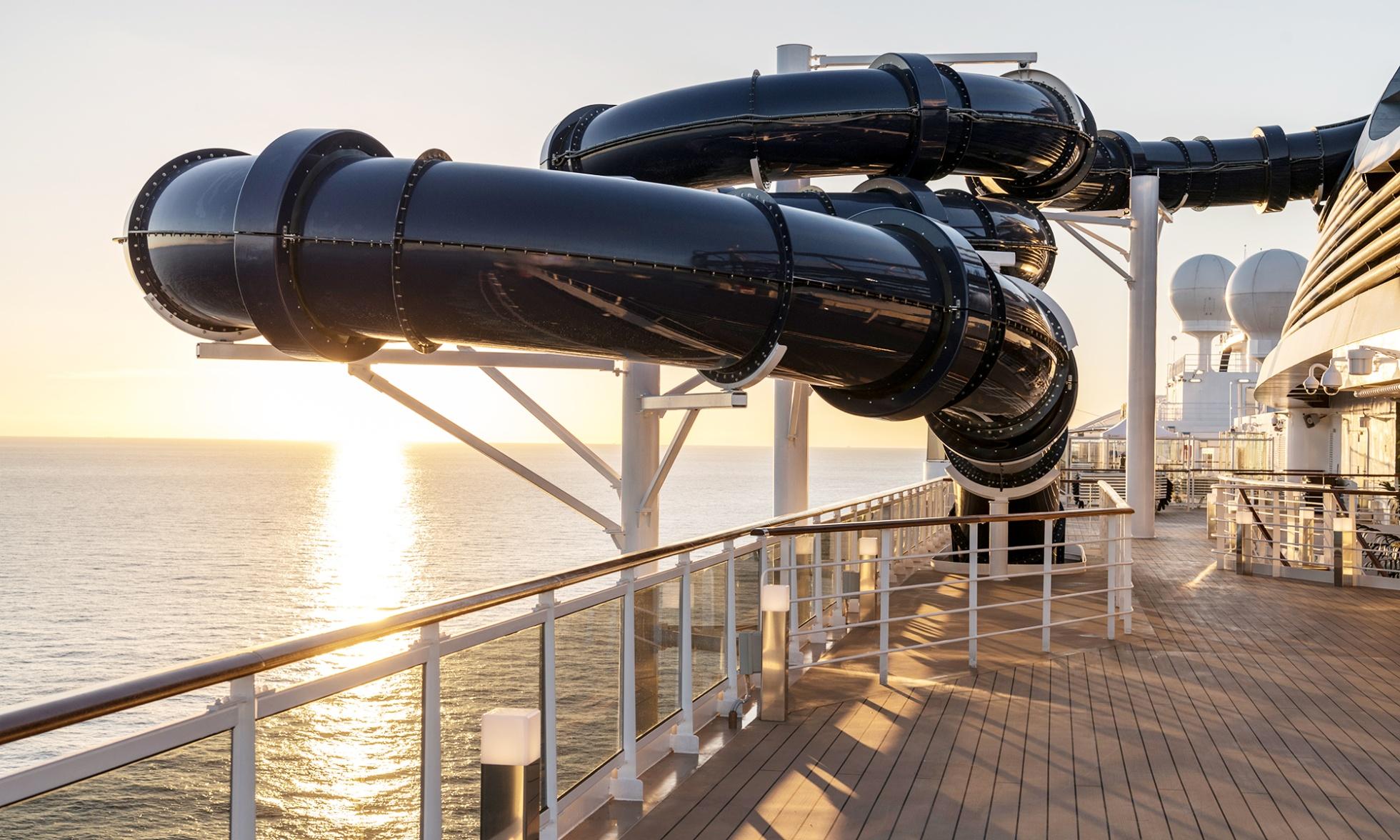 Crociera MSC Seaside Partenza 7 Agosto 7 Notti Cabina Esterna cat. Fantastica