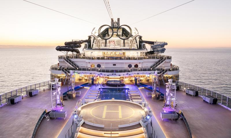 Crociera MSC Seaside Partenza 7 Agosto 7 Notti Cabina Esterna cat Fantastica - Seaside