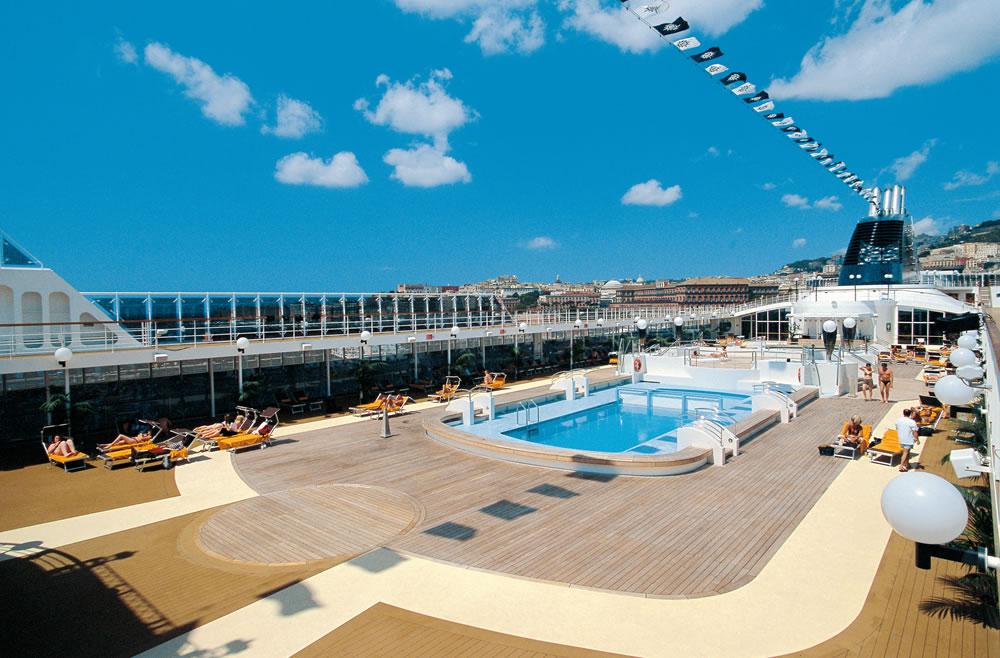 Crociera MSC Opera Partenza 29 Agosto da Bari Cabina Balcone Fantastica