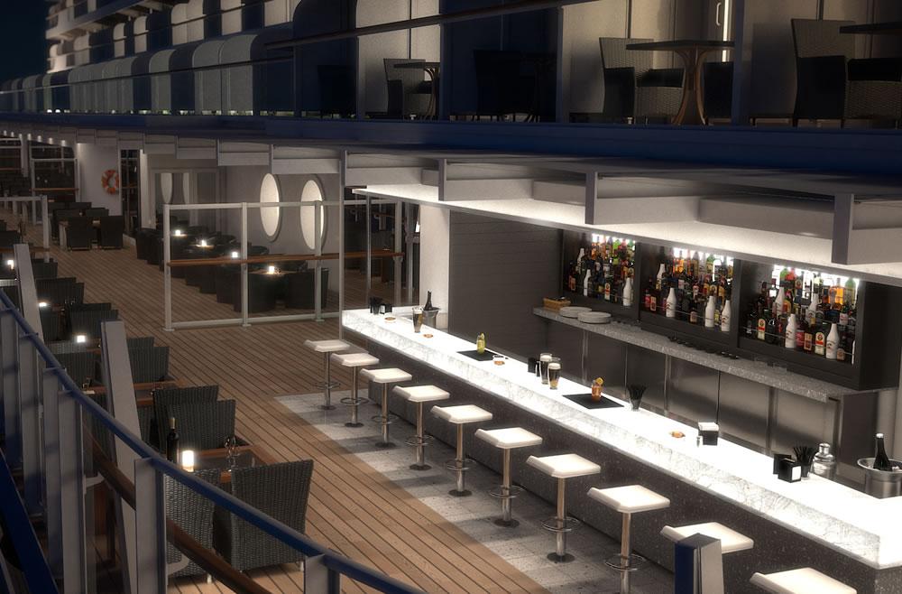 Crociera MSC Seaview Partenza 19 Agosto da Civitavecchia Cabina Interna Bella