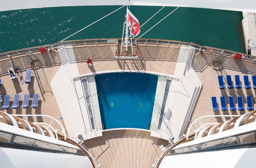 Crociera MSC Seaview Partenza 19 Agosto da Civitavecchia Cabina Balcone Bella