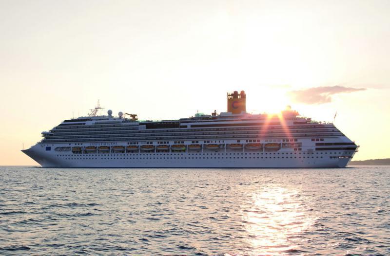 Costa Fascinosa Partenza Napoli 7 Notti 5 Agosto