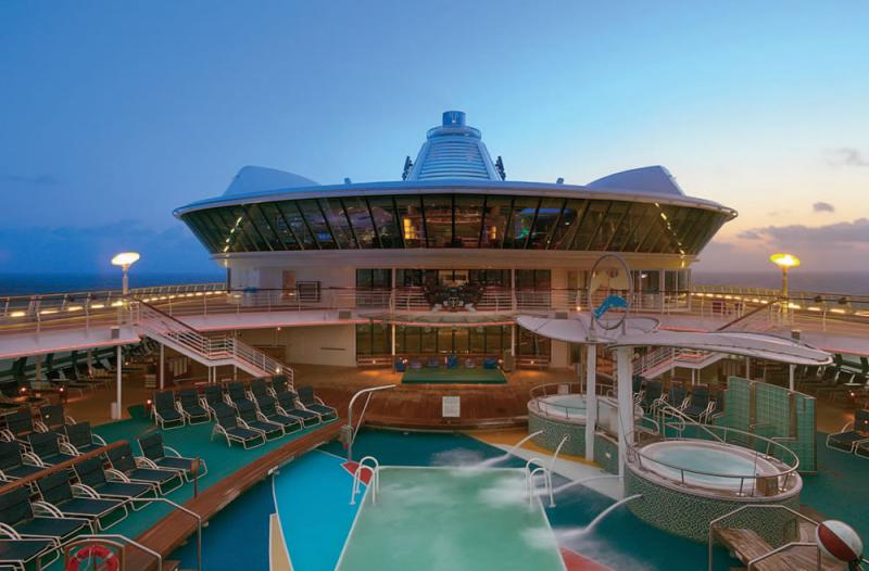 Crociera Estate 2018 Jewel of The Seas 7 Notti Partenza 22 Luglio Camera TPLQPL - Jewel of the seas
