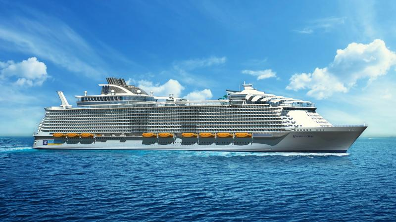 Harmony of The Seas Partenza 4 Agosto 7 Notti Balcone Vista Mare - Harmony of the seas