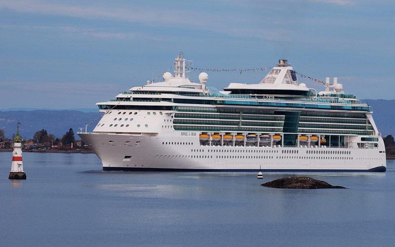 Jewel Of The Seas da Civitavecchia 7 Notti Partenza 2 Luglio Cabina Esterna DBL - Jewel of the seas