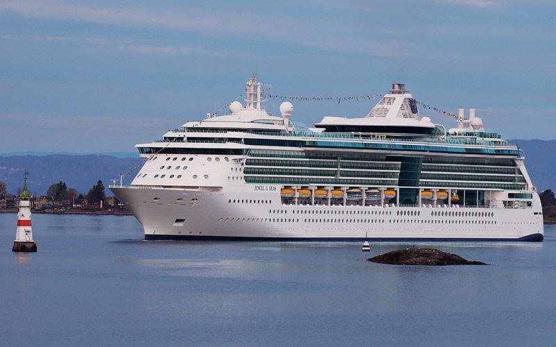 Jewel Of The Seas da Civitavecchia 7 Notti Partenza 2 Luglio Cabina Esterna DBL - Jewel of the seas
