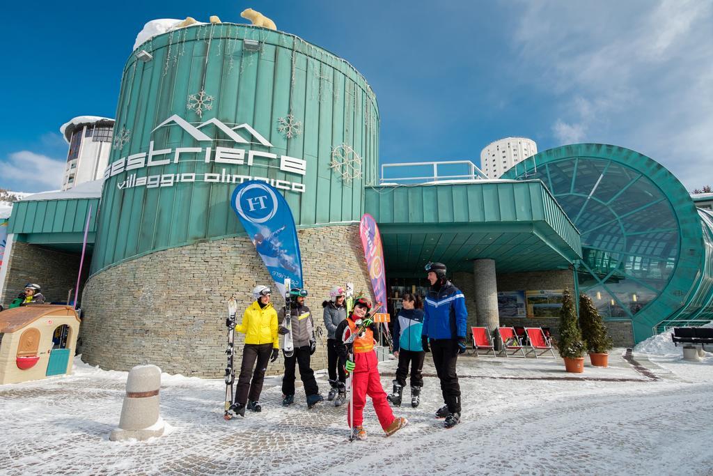 TH Sestriere Villaggio Olimpico 7 Notti dal 7 Febbraio