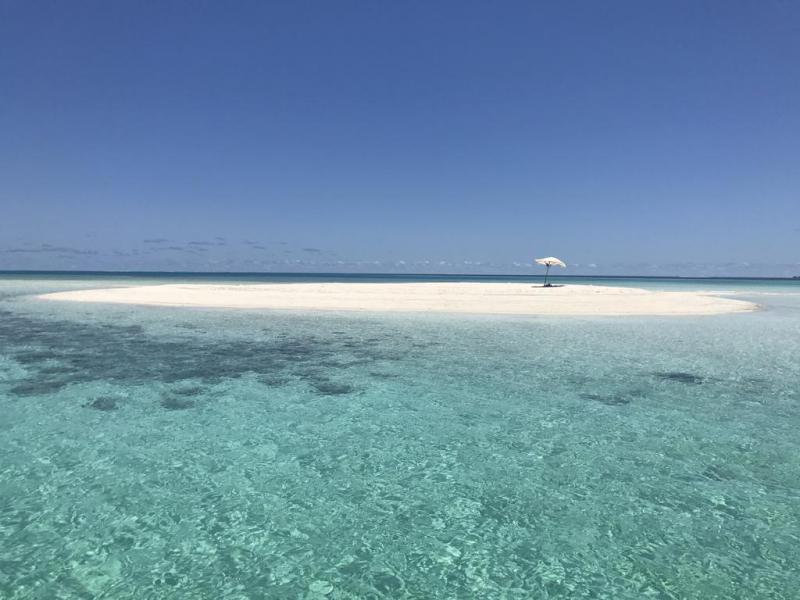 Capodanno 2018 a Maldive Kahanbu 7 Notti con Volo da Milano a Camera Vista Mare - Maldive