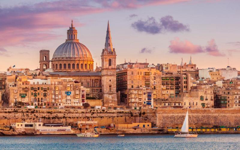 Capodanno a Malta 3 Notti Partenza 30 Dicembre Volo da Roma Hotel Cavalieri Art - Malta