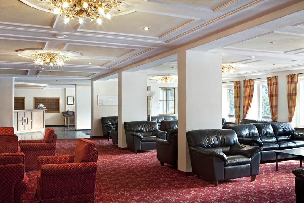 Capodanno a Hotel Greif dal 30 Dicembre 3 Notti Suite
