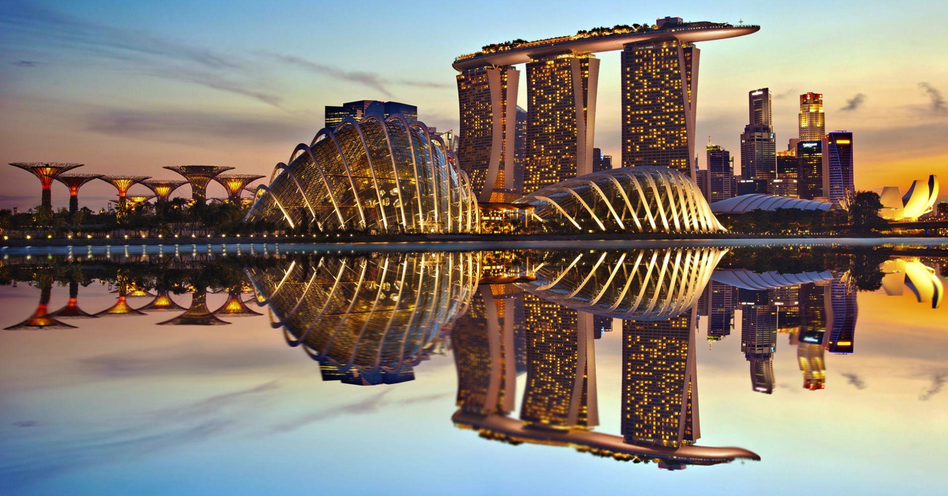 Capodanno Singapore + Crociera Costa Fortuna Cabina Interna 6 Notti Partenza 24 Dicembre