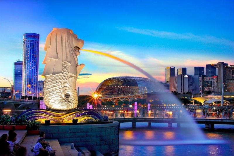 Capodanno Singapore  Crociera Costa Fortuna Cabina Interna 6 Notti Partenza 24 Dicembre - Singapore tour e costa fortuna