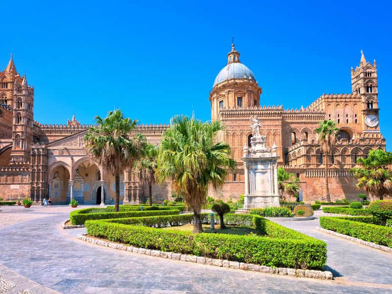 Tour Sicilia Capodanno 7 Notti dal 27 Dicembre
