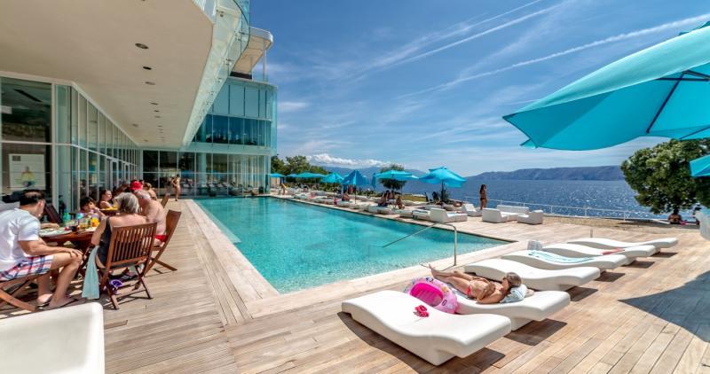 Club Valtur Croazia Novi Spa  Resort Partenza 27 Agosto Camera Hotel View - Novi