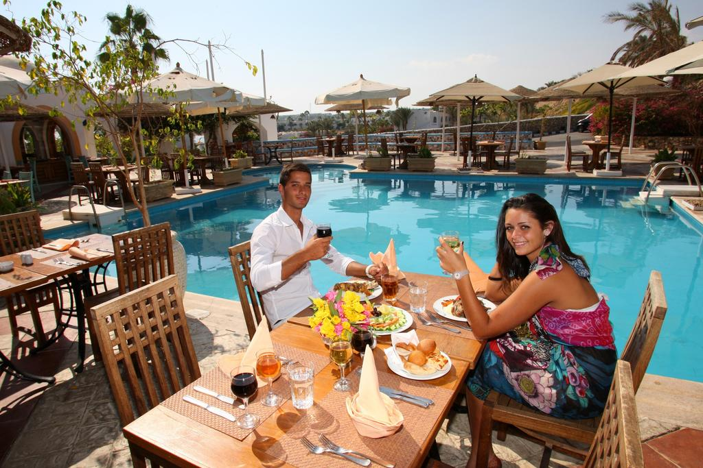 Sharm El Sheikh Domina Sultan Hotel & Resort 7 Notti Camera Beach View Volo Napoli All Inclusive