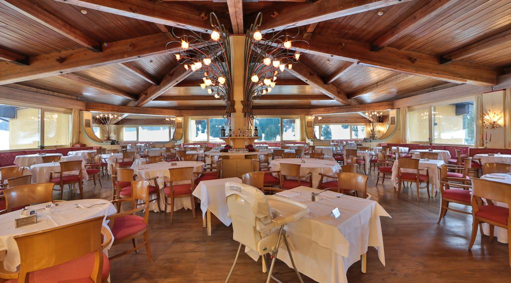 Epifania a TH Golf Hotel Campiglio dal 2 Gennaio 4 Notti Superior/Family