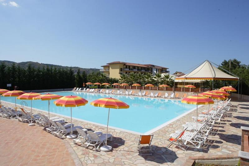 Appartamento Residence Club Artemis BilocaleMonolocale - Campania
