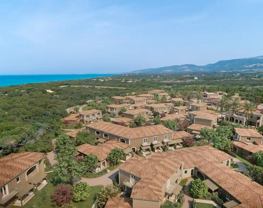 Estate 2021 IS Serenas Badesi Village Pensione Completa 7 Notti