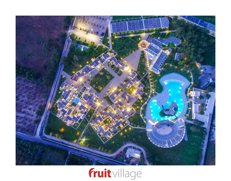 Fruit Village Torre dell'Orso La Brunese Speciale Coppie